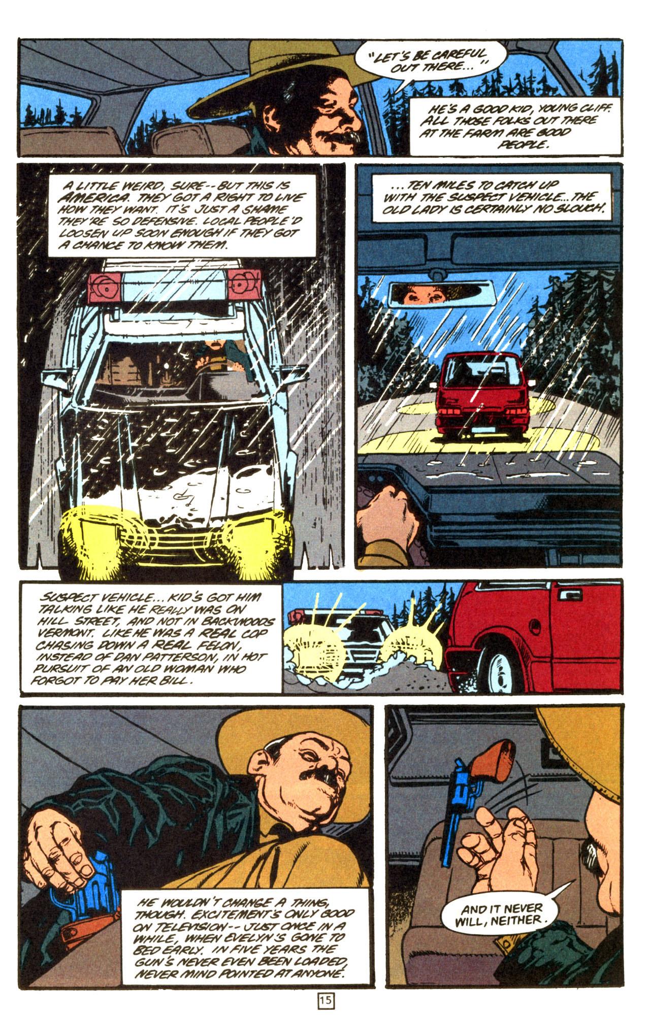 Read online Animal Man (1988) comic -  Issue #68 - 16