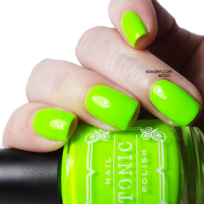 xoxoJen's swatch of Tonic Ectoplasm