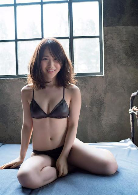 AKB48 高橋朱里 Takahashi Juri Soft & Hard