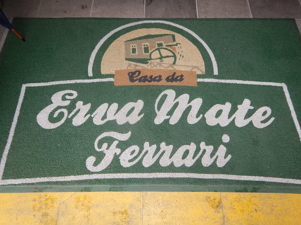 Casa da Erva Mate Ferrari