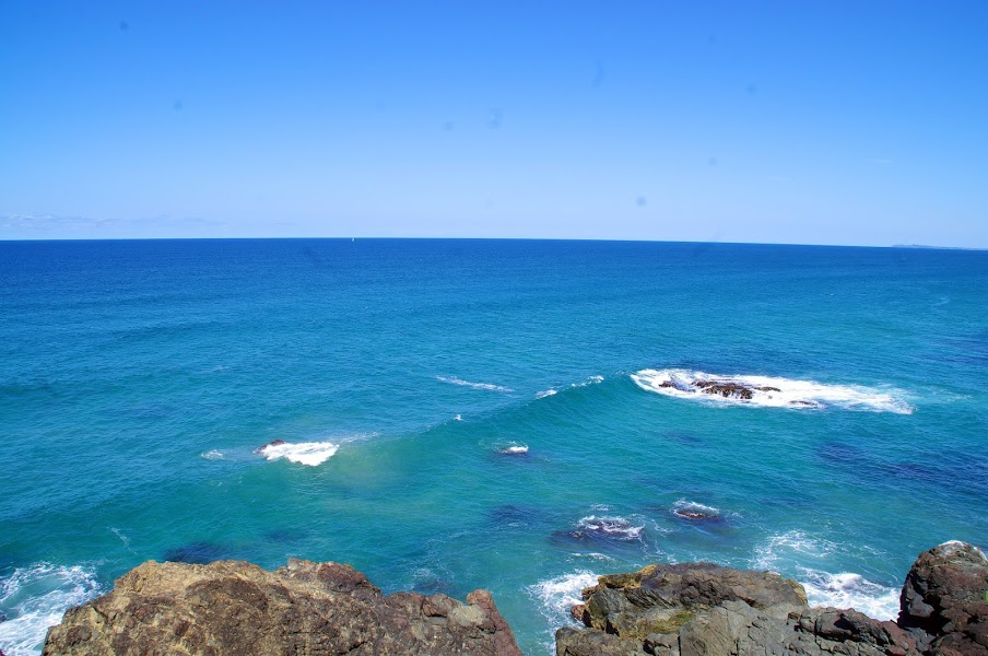 Port Macquarie Beach Australia