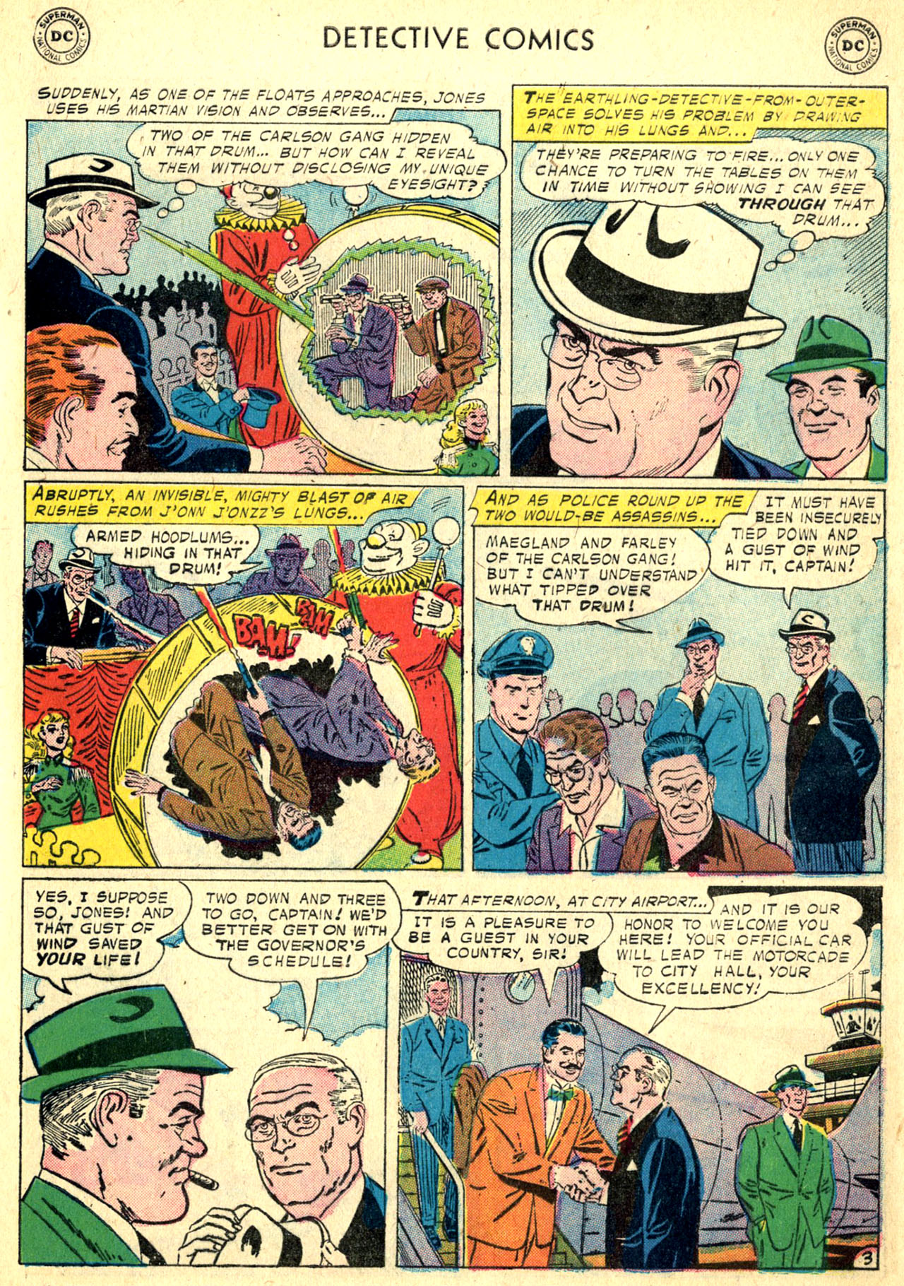 Read online Detective Comics (1937) comic -  Issue #249 - 29