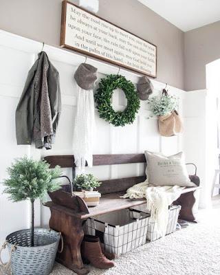 clothes hanger decoration