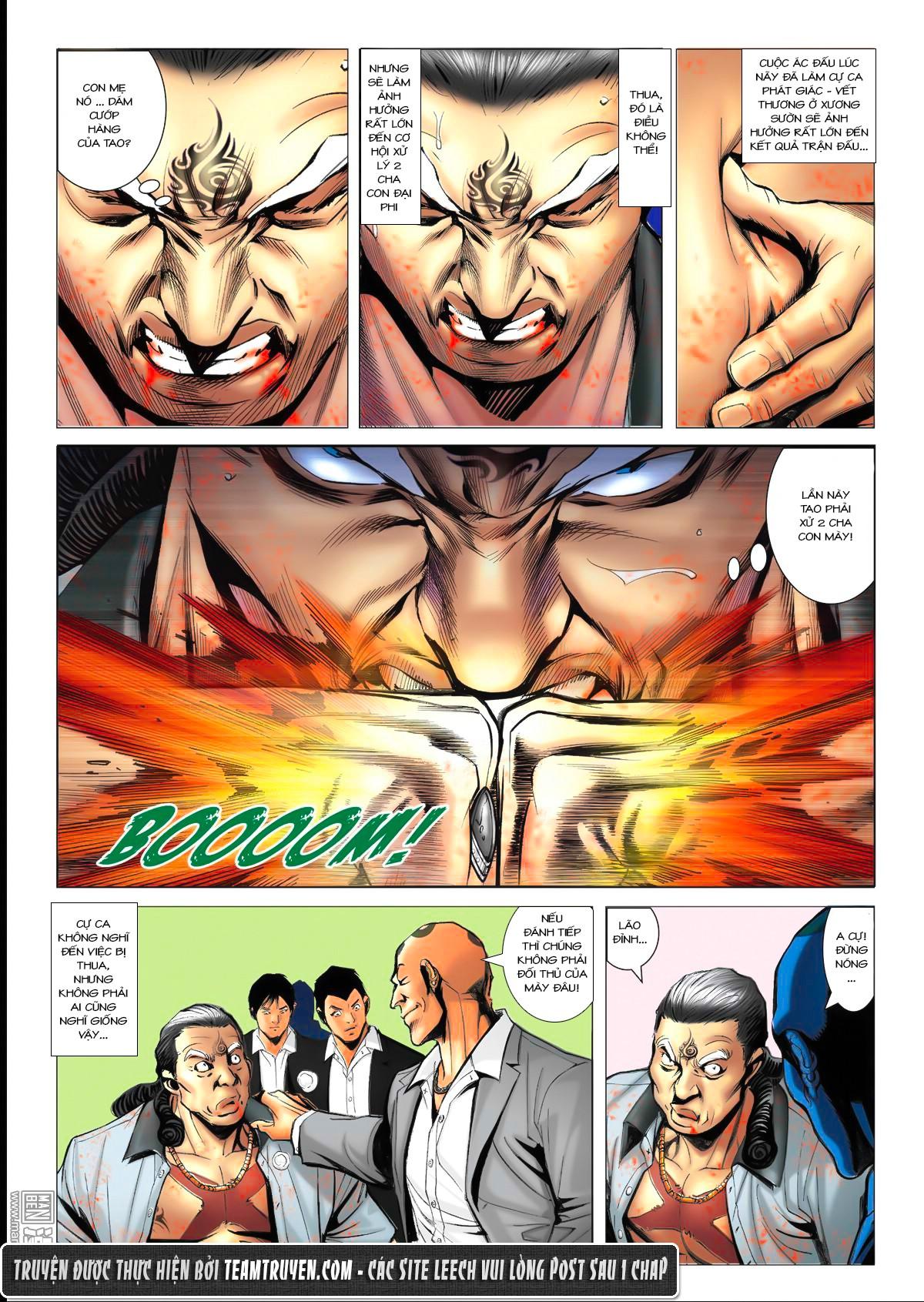 Người Trong Giang Hồ NetTruyen chap 1554 - Trang 7