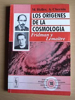 jarban02_pic038: Los orígenes de la Cosmología. Fridman y Lemaître de M. Heller y A. Chernín