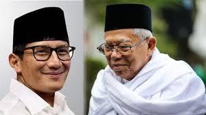 Debat Ma'ruf Vs Sandi Lebih Dinanti Daripada Jokowi Vs Prabowo