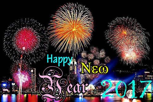 Kata Kata Ucapan Selamat Menyambut Tahun Baru 2018 Happy New Year Dan Gambarnya