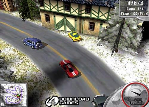 تحميل لعبة سباق السيارات الساخن Hot Racing 2