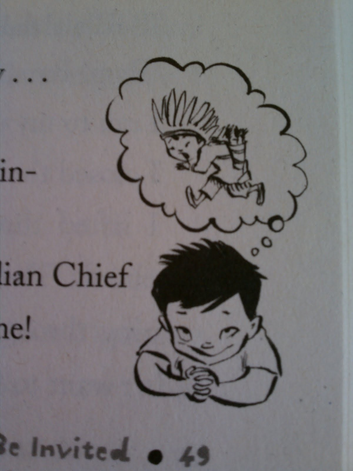 American Indians In Childrens Literature AICL ALVIN HO ALLERGIC