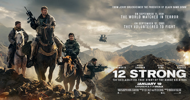 12 Strong Movie Review, Ratings And Box-office Collection