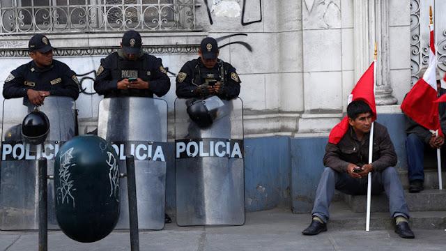 """Un """"escuadrón de la muerte"""" estaría detrás de varias ejecuciones extrajudiciales en Perú"""