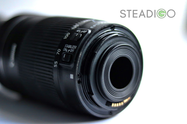 Canon's 55-250mm