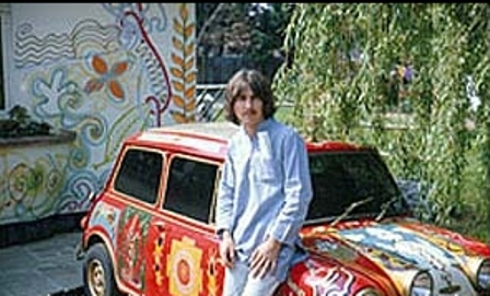 I Dig Love: 10 Reasons Why I Love George Harrison - Go Retro!