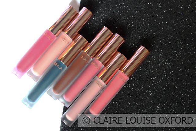 Nabla Cosmetics Dreamy Matte Liquid Lipstick sfusi