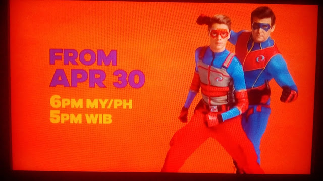 NickALive!: Nickelodeon USA To Premiere Henry Danger On