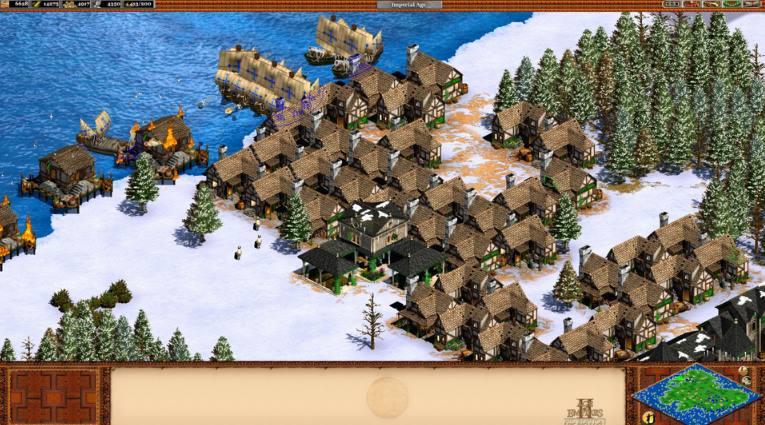 Age of Empires II HD PC Full Español