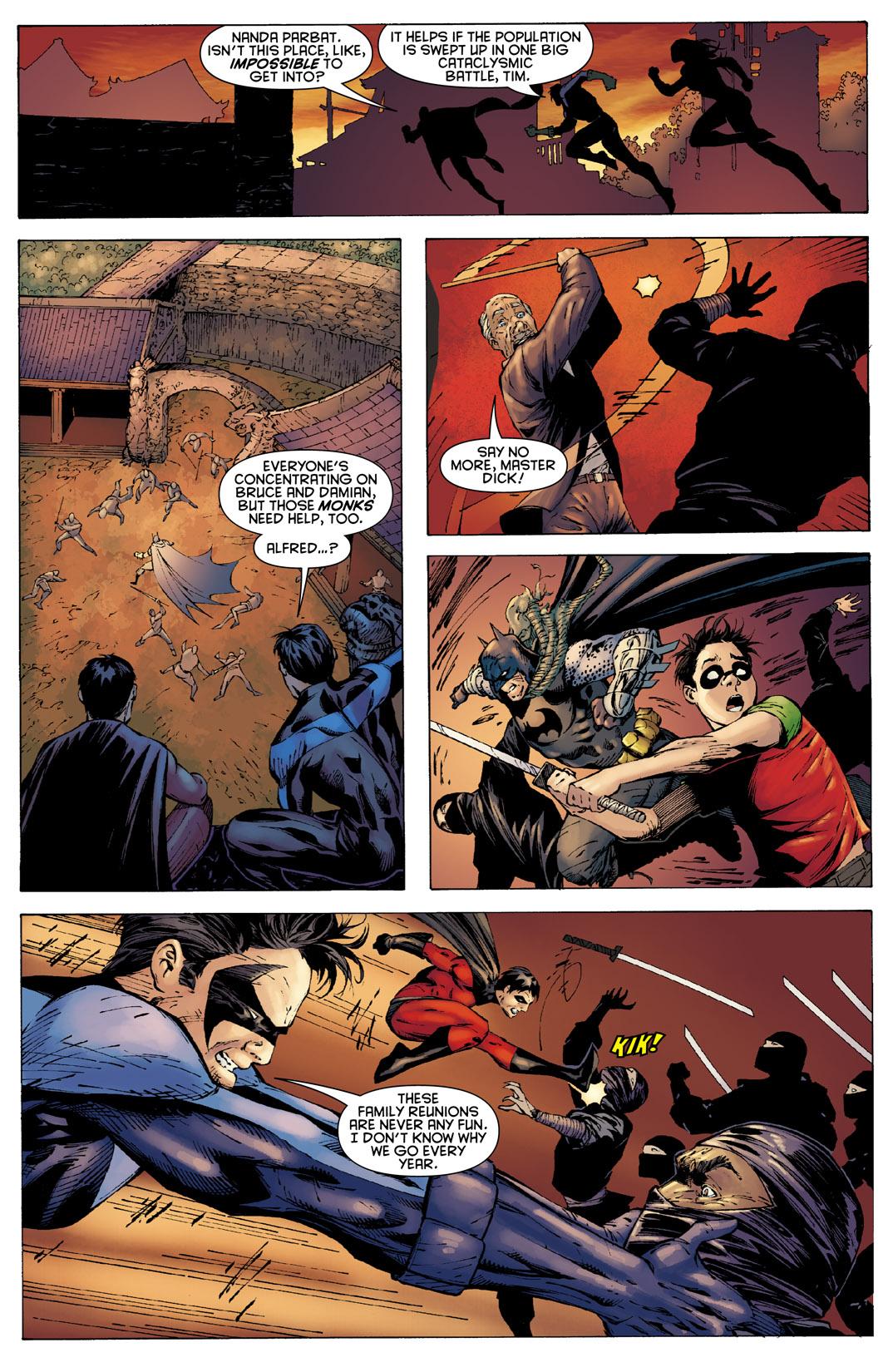 Detective Comics (1937) 839 Page 5