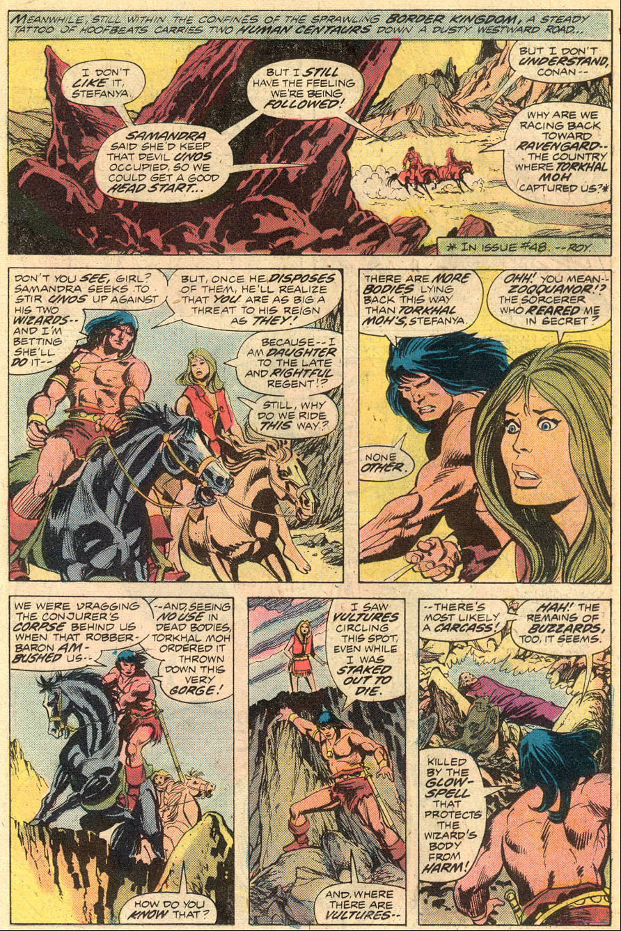 Conan the Barbarian (1970) Issue #51 #63 - English 12