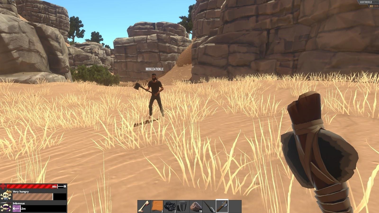 Hurtworld - PC İçin Mükemmel Hayatta Kalma Oyunları
