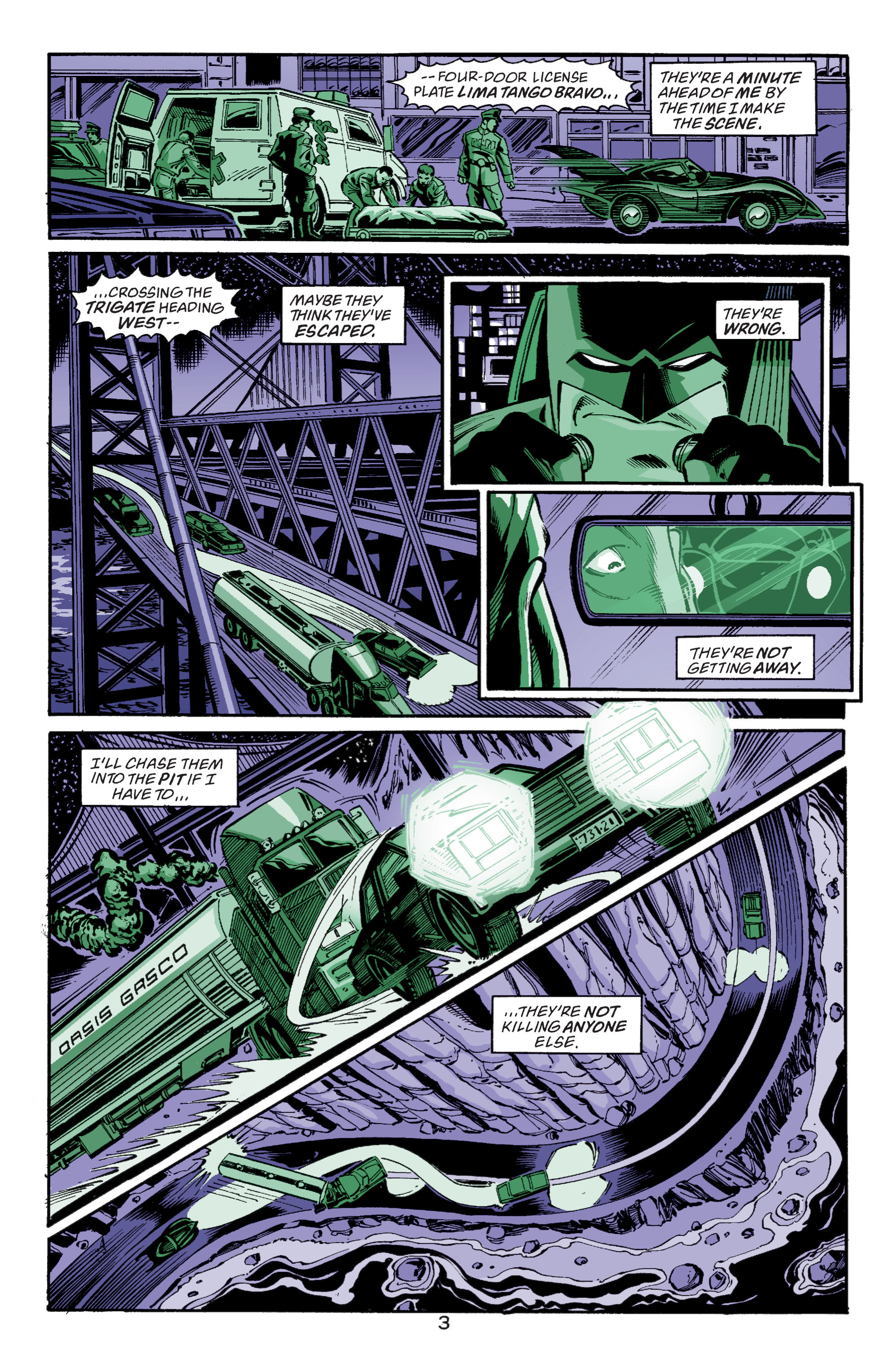 Detective Comics (1937) 757 Page 3