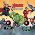 Avengers Hydra Dash - HTML5 Game