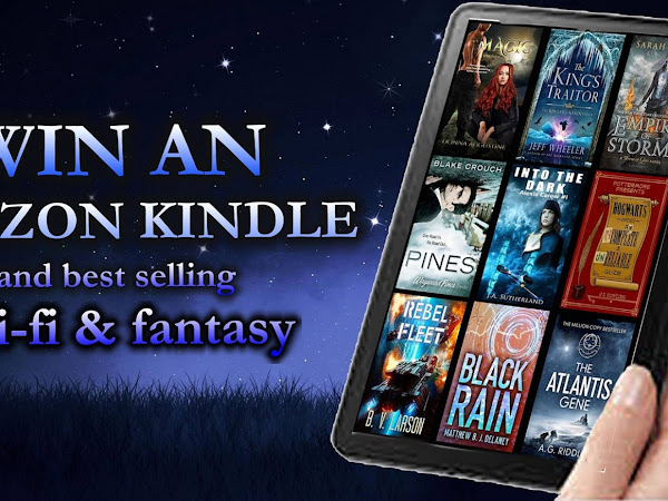 Kindle & Sci-fi/Fantasy Giveaway