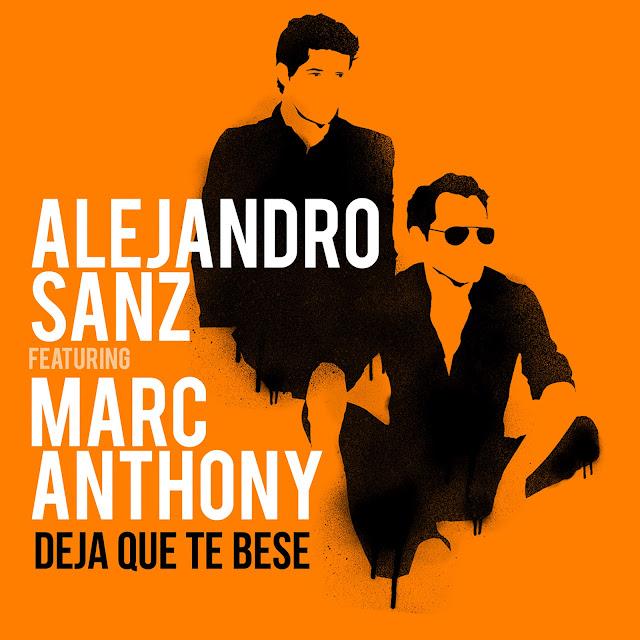 Resultado de imagen de Alejandro Sanz - Deja Que Te Bese ft. Marc Anthony
