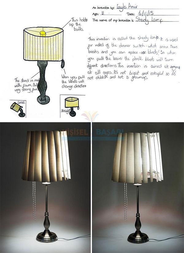 7 invenções de crianças que viraram realidade (Imagem: Reprodução/Bored Panda)