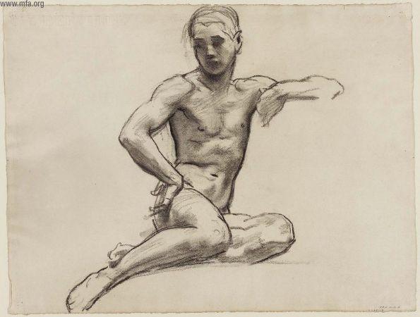 Paul robert male nudes