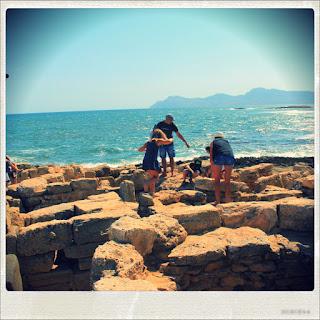 Excursiones con niños en Mallorca - Necrópolis Son Real