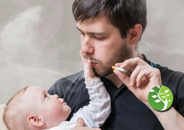 El tabaquismo pasivo puede aumentar el riesgo de roncar en los niños