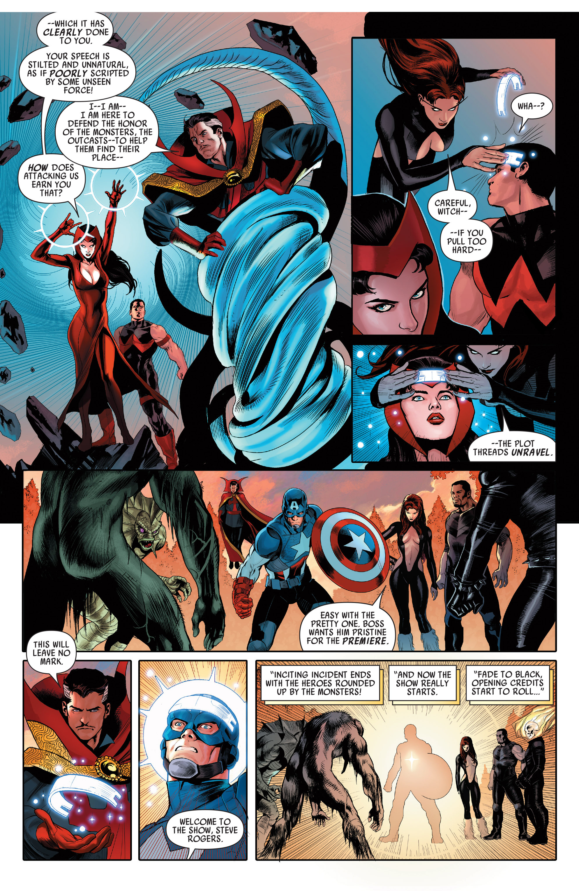 Read online Uncanny Avengers (2012) comic -  Issue # Annual 1 - 15