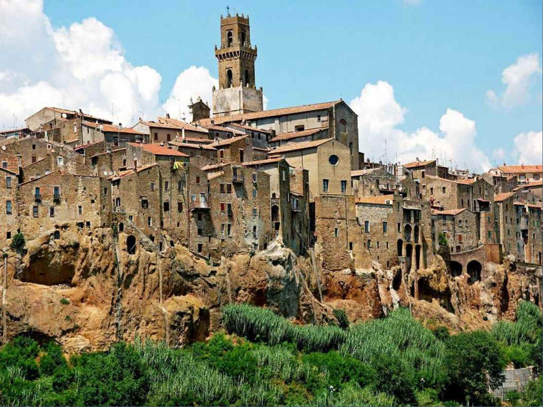 Surprising Places: Toscana - EUROPE - Ideal Destination