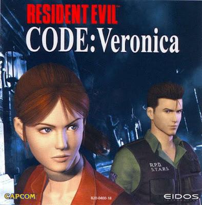 Resident evil code veronica hd pc