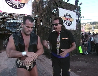 WCW Hog Wild 1996 REVIEW: Jimmy Hart paid Dean Malenko to take out Chris Benoit