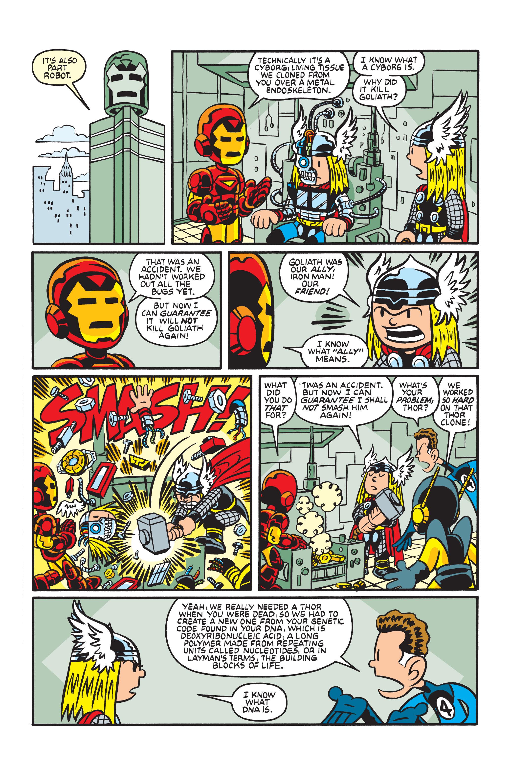 Thor (2007) Issue #600 #13 - English 59