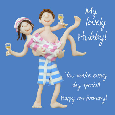 Unique Wedding Anniversary Images for Husband