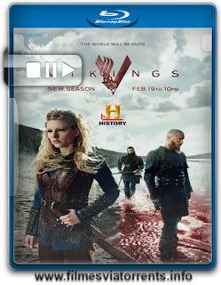 Vikings - Versão Estendida 3ª Temporada Torrent - BluRay Rip 720p e 1080p Dual Áudio