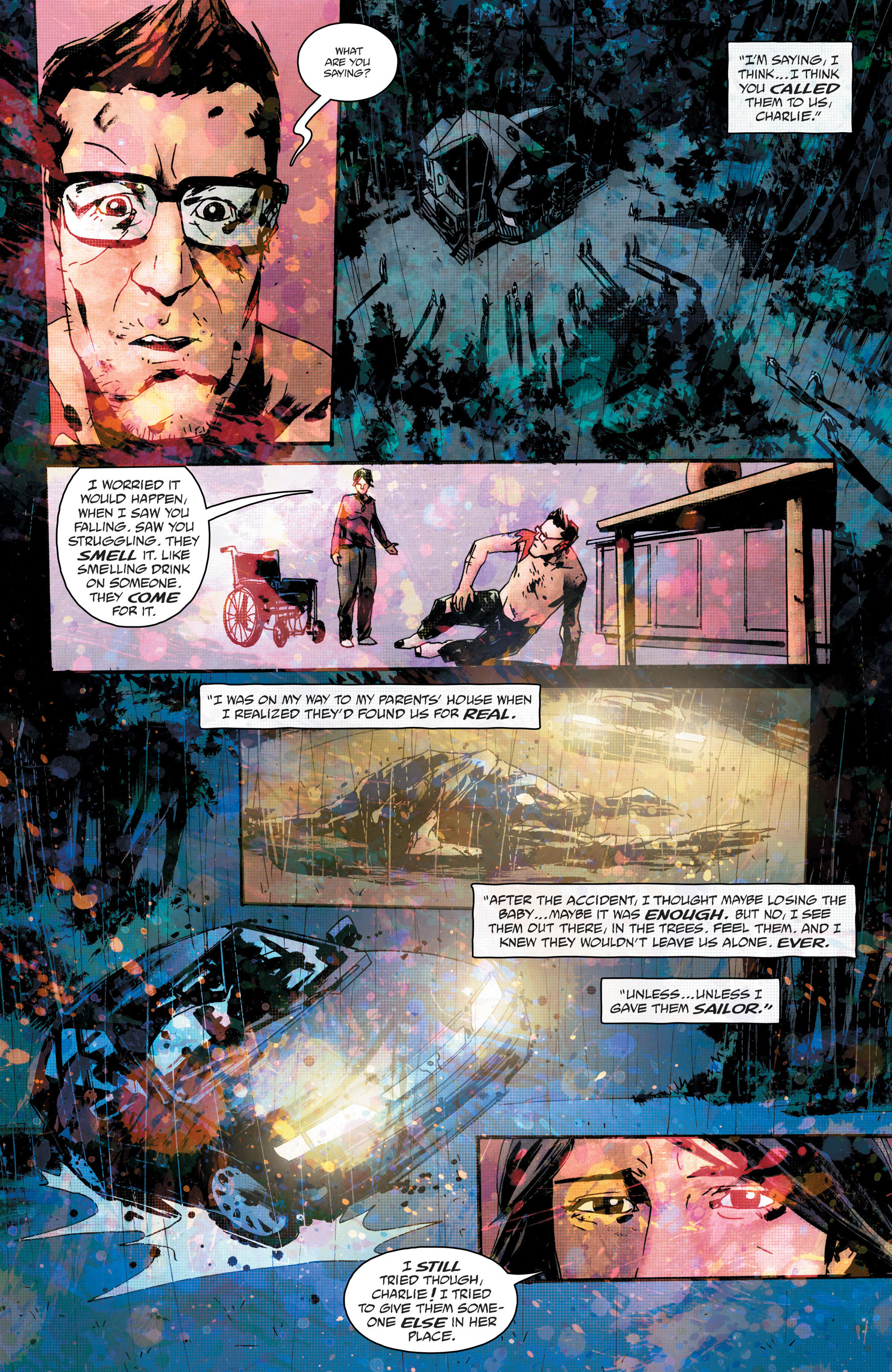 Read online Wytches comic -  Issue #6 - 20