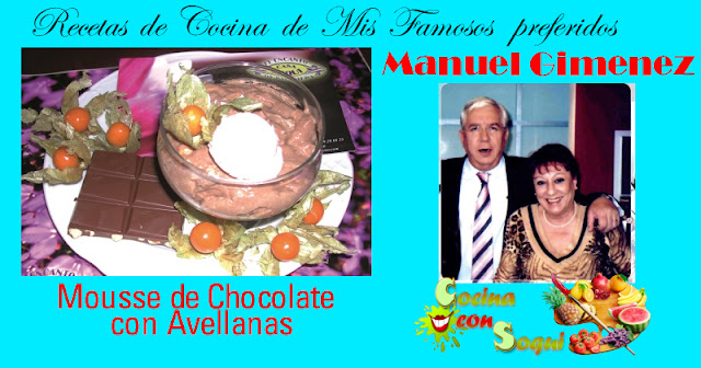 Manuel Gimenez con Soqui Xaire
