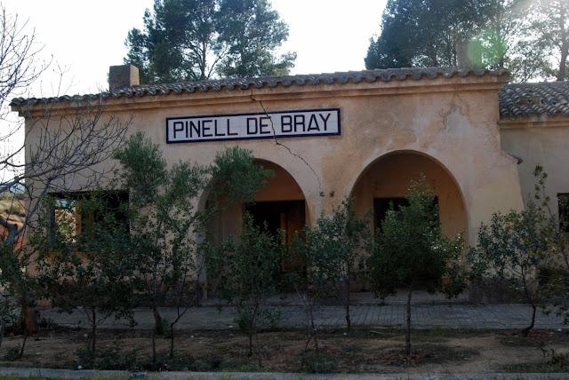 Estació de Pinell de Brai