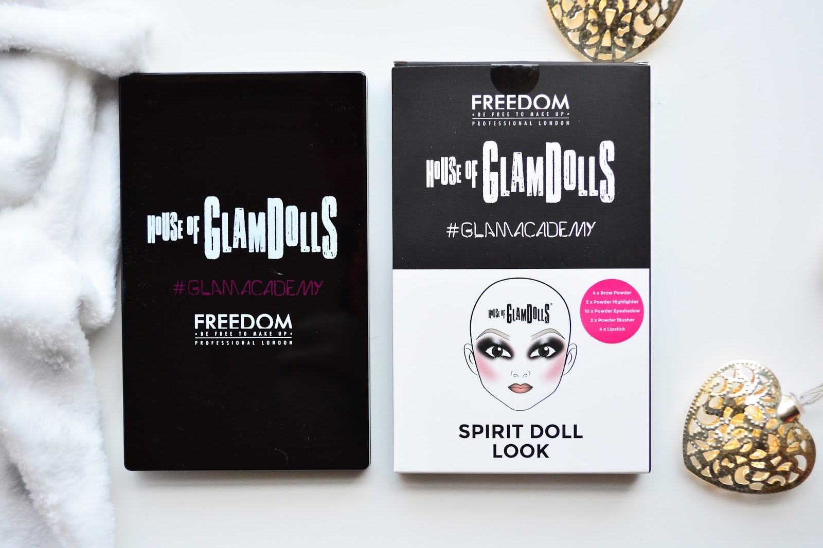 House of Glamdolls Spirit Doll Palette from Freedom Makeup, House of Glamdolls, Freedom Makeup, Palette