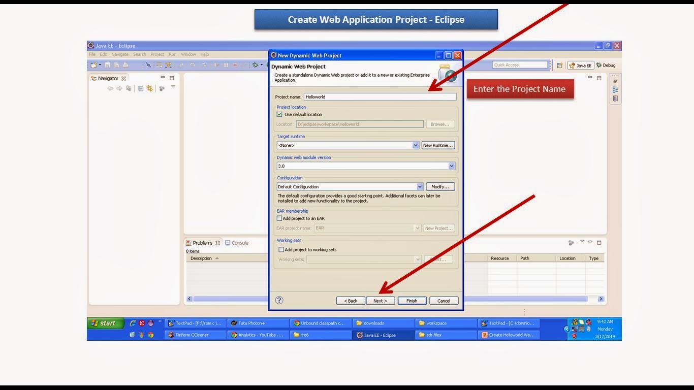 Eclipse Luna Create Web service client from wsdl