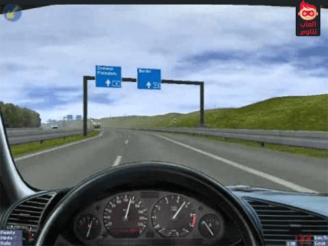 تحميل لعبة تعليم السياقة 3d Drivng-School