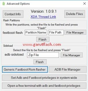 Download Tool All In One Driver Flash HP Terbaru Bisa Unlock TWRP Flash Instal