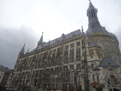 aachen Rathaus City Hall Germany