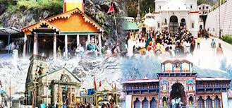 Char Dham Yatra Tour Package From Haridwar