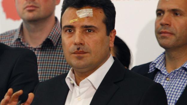 Macedonia: Criticism against Zaev's cabinet