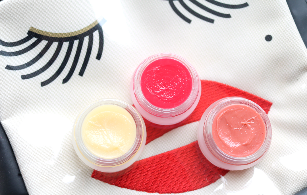 Tropic Lip Fudge Plumping Lip Conditioners - Review & Swatches