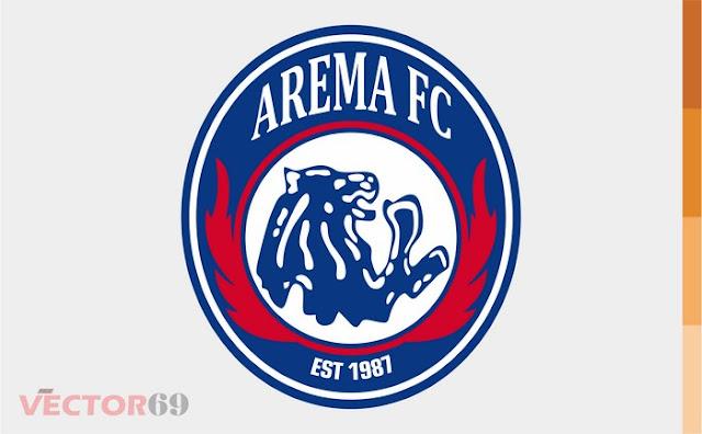 Arema FC 2017 Logo - Download Vector File AI (Adobe Illustrator)